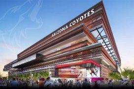 Arizona Coyotes Hockey Arena