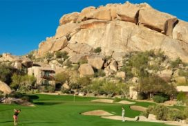 The Boulders Resort carefree Arizona