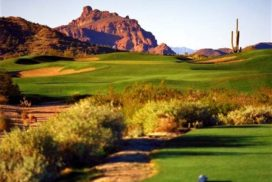 Las Sendas Golf in Mesa