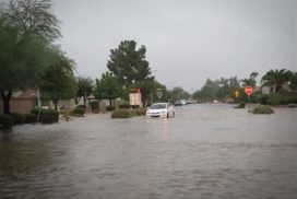 Phoenix Heavy Monsoon Rains