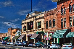 Prescott Arizona Downtown