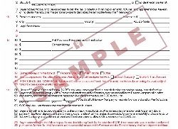 Arizona Sample Residential Purchase Contract