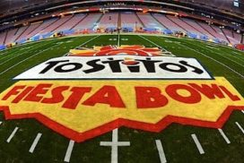 Glendale Arizona The Fiesta Bowl