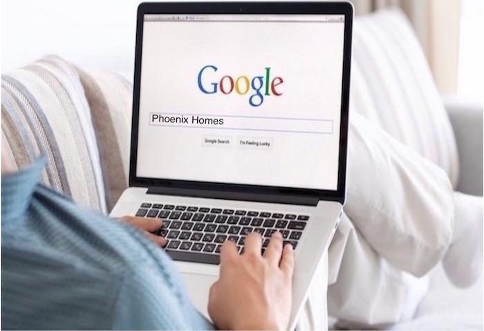 phoenix homes google