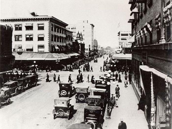 Downtown Phoenix Arizona Theatre, Vintage Photos